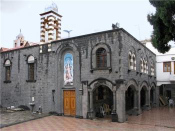 Сирія. Стародавній Хомс. Православні Святині