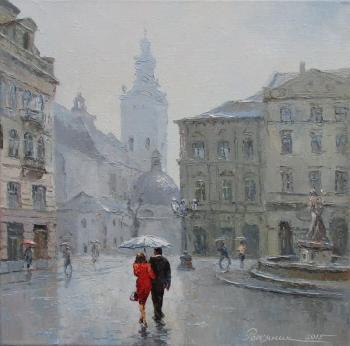 Ранковий Львів