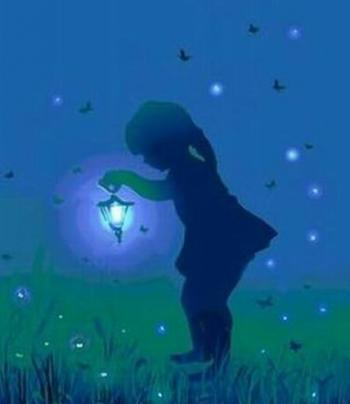 Сон маленькой девочки