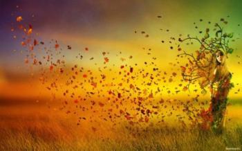 Леді-осінь