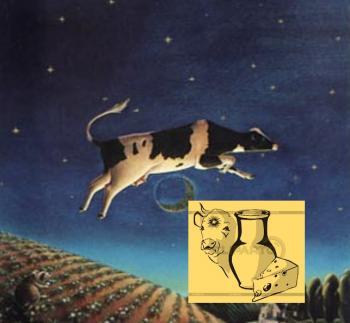 Коли корови літають