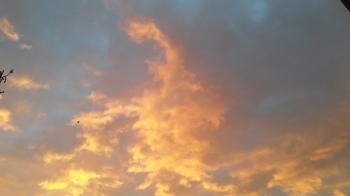 Небо виходило з берегів