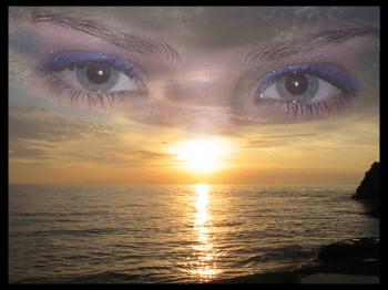 Очі жінки