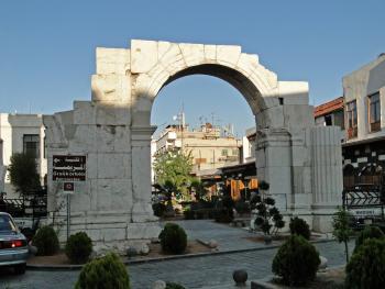Сирія. Дамаск. Так зароджувалося Християнство. Дорогою Апостола Павла