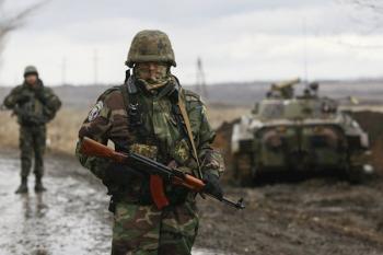 Дощить четвертий рік війни