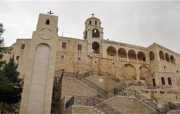 Сирія. Сайданайский Монастир Різдва Божої Матері