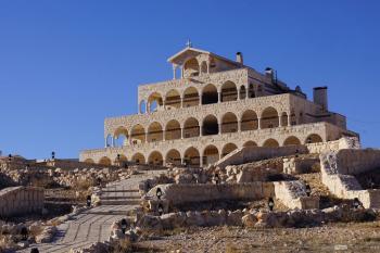 Сирія. чоловічий Монастир Херувимів