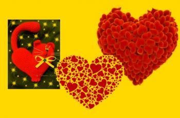 Валентинка - символ