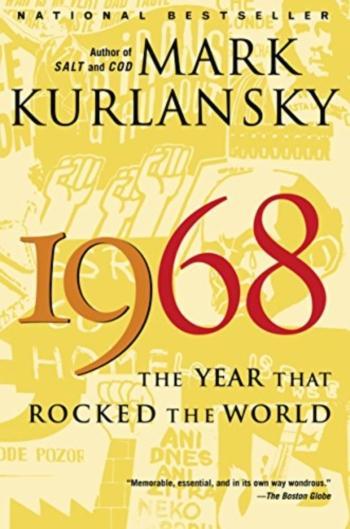 1968. Рік який потряс світ