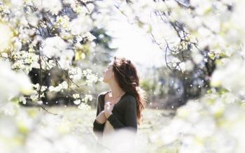 Весняна хурделиця