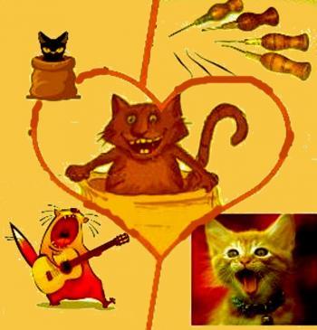 Кіт і Шило у Торбі