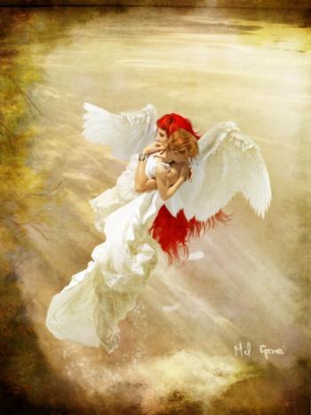 Торкнувшись янгола