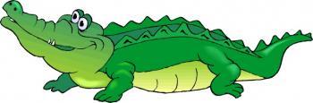 Добрый крокодил