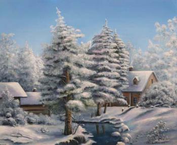 Сударыня Зима