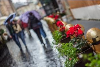 Класичний дощ