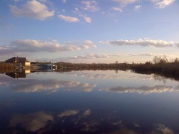 Дивишся на воду – а там бачиш небо