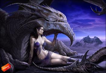 Старий дракон
