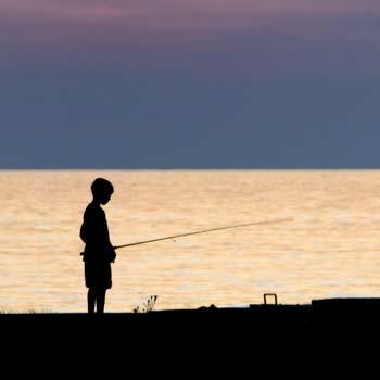 Малий рибалка