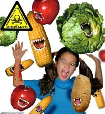 Казка про ГМО