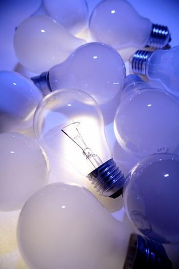 Интересно о лампе накаливания