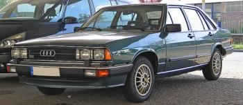 Популярная Audi 100