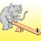 Раз слонику на вушко...