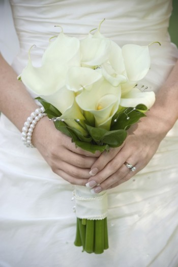 Букет невесты и традиции