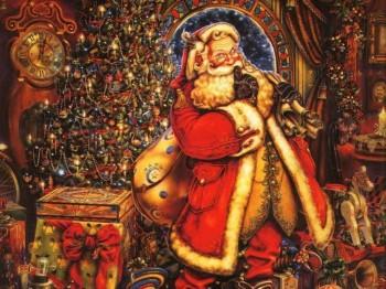 Мандрівка Діда Мороза