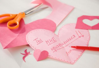 И снова праздник: День святого Валентина!