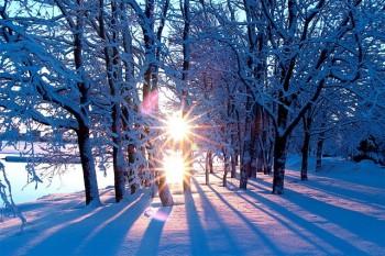 Зима і я