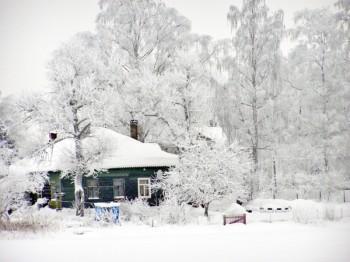 Нарешті – сніг!