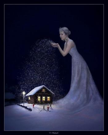 Казочка Новорічної ночі