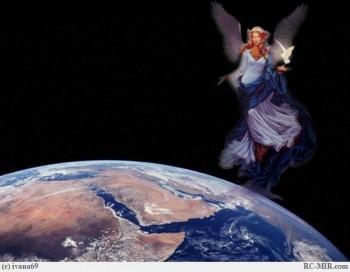 Летіла душа до Бога