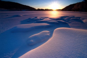 Снігові барви