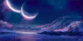 Вас дивували барви ночі?