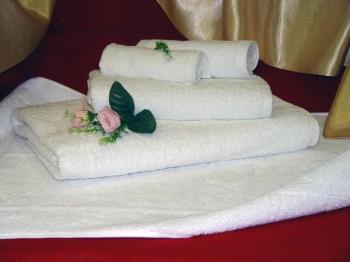 Мягкое и нежное полотенце